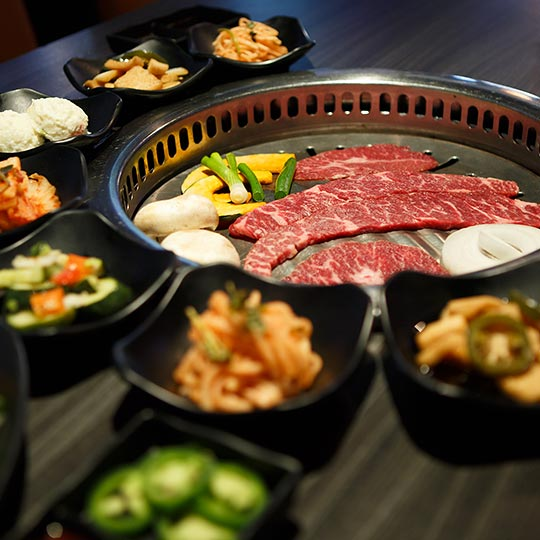Gen Korean Bbq Barbeque Tempe Ban Chan