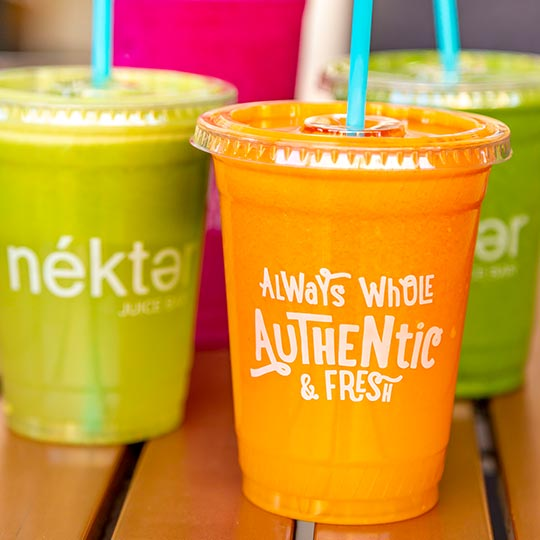 Nekter Juice Bar Acai Bowl Juice Cleanse