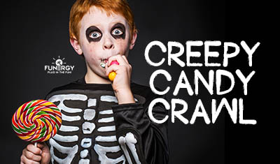 Special Event Creepy Candy Crawl