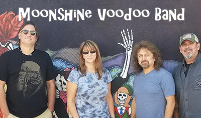 Live Music Moonshine Voodoo