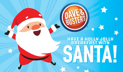 Special Event Breakfast With Santa