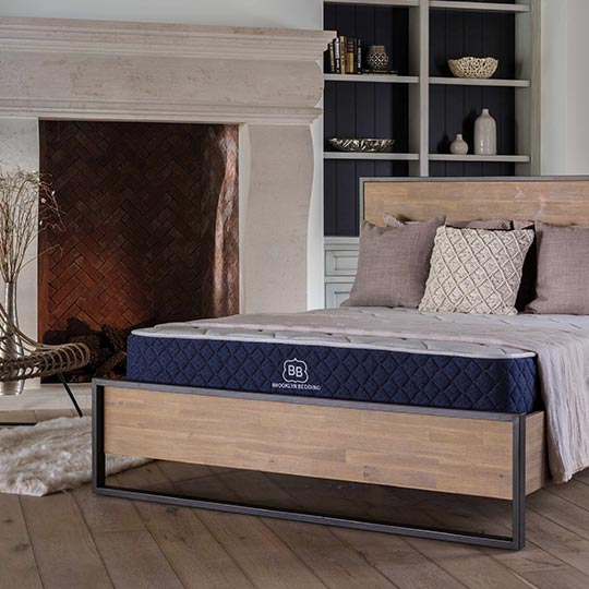 Brooklyn Bedding High Quality Affordable American Made Mattresses Arizona Company
