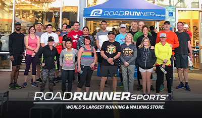Road Runner Sports Event Thursday Weekly Group Run