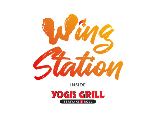 Wing Station inside Yogis Grill