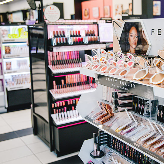 Sephora Store Beauty Products Makeup Skincare